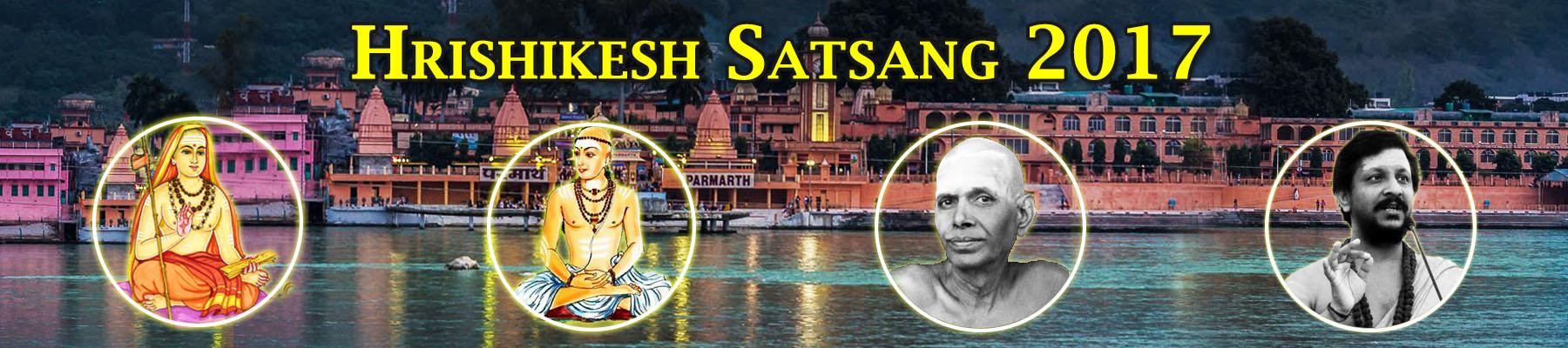 Hrishikesh Satsang